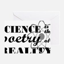 sciencerectangle Greeting Card