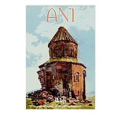 ANI, Armenian Capital Postcards (Package of 8)