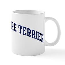 Staffordshire Terrier (blue) Mug