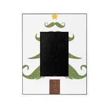 Mustache Tree Picture Frame
