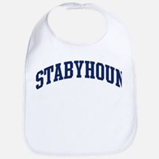 Stabyhoun (blue) Bib