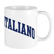Spinone Italiano (blue) Mug
