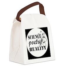 sciencebutton Canvas Lunch Bag