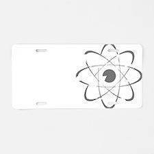 science1 Aluminum License Plate