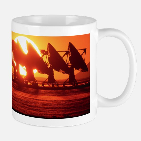 Very Large Array antennae Mug