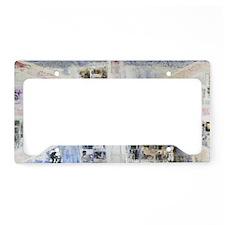 Reveal f License Plate Holder