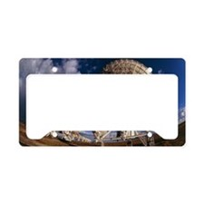 Very Large Array (VLA) radio  License Plate Holder