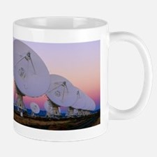 Very Large Array (VLA) radio antennae a Mug