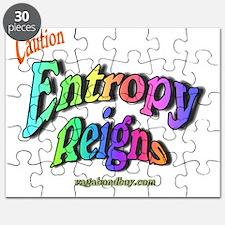 Entropy Reigns Puzzle