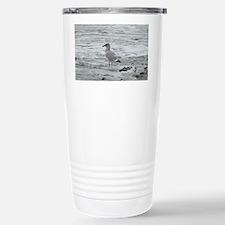 A Seagull  Travel Mug