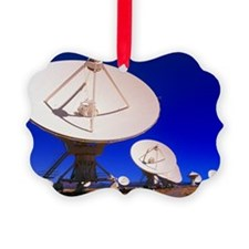 Very Large Array (VLA) radio ante Ornament
