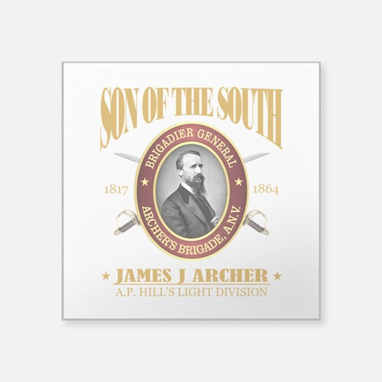 James J Archer (SOTS2) Sticker