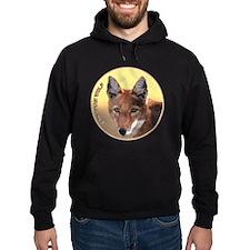 Ethiopian Wolf Hoodie