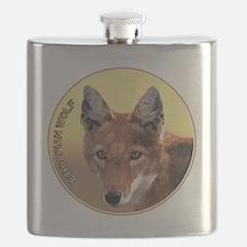 Ethiopian Wolf Flask