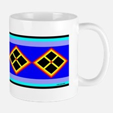 SEMINOLE INDIAN PATCHWORK Mug