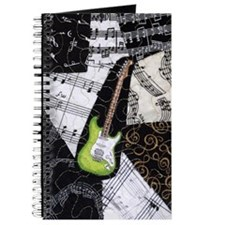 green-strat-kindle Journal