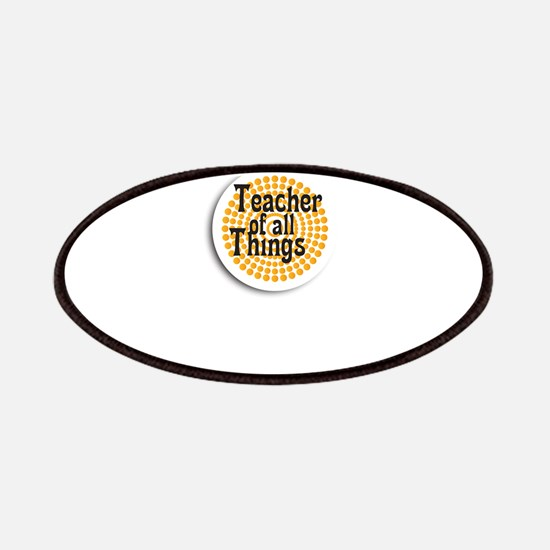 Teacher Of All Things Patch