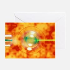 Vitro fertilisation Greeting Card