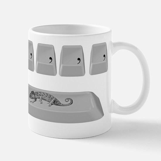 Karma Chameleon Mug