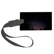View of the planet Venus and the Luggage Tag