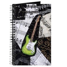green-strat-itouch4 Journal