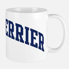 Skye Terrier (blue) Mug