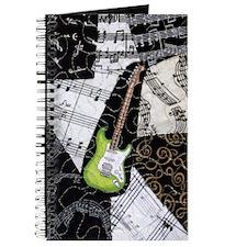 green-strat-ipad2 Journal