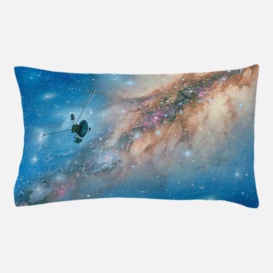 Voyager spacecraft Pillow Case