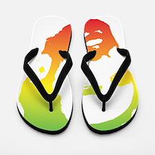 Haile Silassie Flip Flops