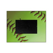 iPitch Fastpitch Softball (right han Picture Frame