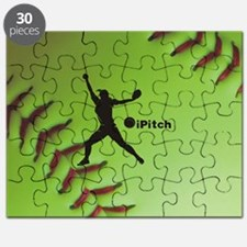 iPitch Fastpitch Softball (right handed) Puzzle