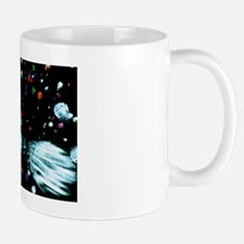 Visualisation of primordial quark/gluon Mug
