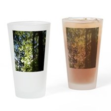 Trees Drinking Glass