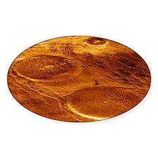 Volcanoes on Venus Decal