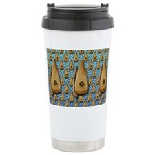 Bowed Psaltery Toiletry Travel Mug