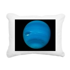 Voyager 2 image of the p Rectangular Canvas Pillow