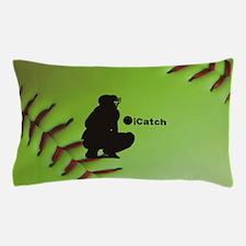 iCatch Fastpitch Softball Pillow Case
