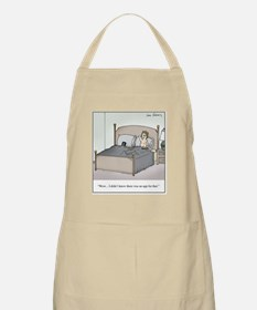 Wow, I didnt know... Apron