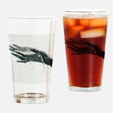 Washing hands Drinking Glass