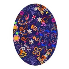 iTOUCH Oval Ornament
