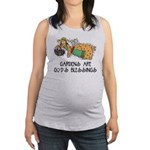 Gardens are Gods Blessing Maternity Tank Top