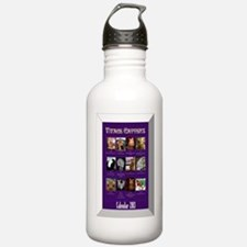 Vivace Calendar cover Water Bottle