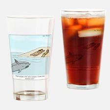 Medium Well Drinking Glass