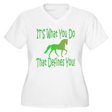 Racking Horse Defines T-Shirt