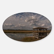 001-Dock Clouds Decal