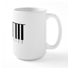 Piano Key Mug