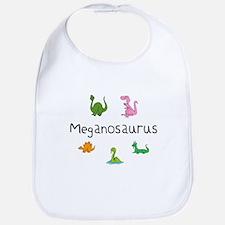 Meganosaurus Bib