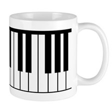 Piano Key Small Mug