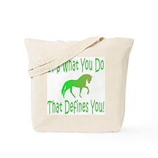 GH Defines Tote Bag
