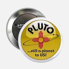 NM loves Pluto Button